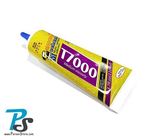 Multi-Purpose Adhesive MECHANIC T7000 110ml Black