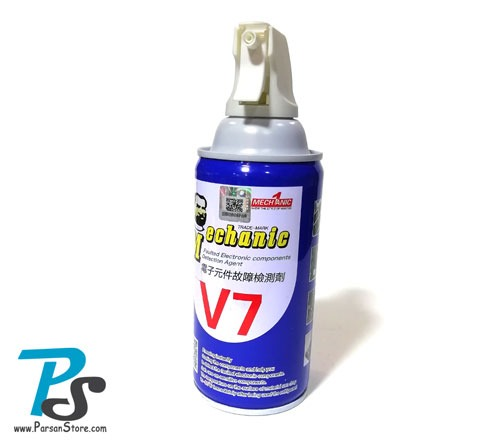 Mechanic V7 400ml freeze spray