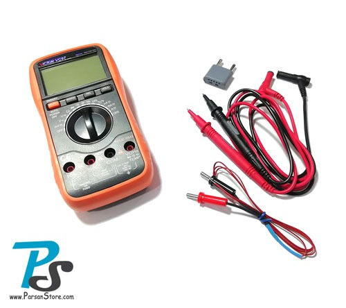 digital multimeter victor vc97 with cable