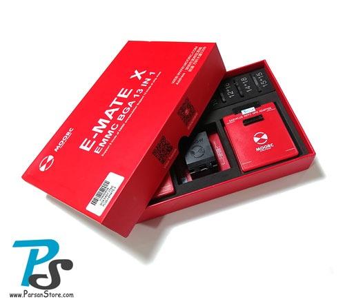 باکس EASY JTAG PLUS + E-MATE V2
