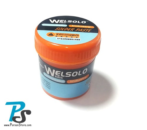 Solder paste 183° C Welsolo 30g