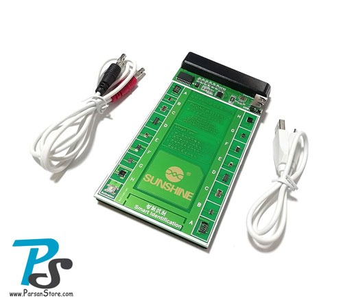 Smartphone-Battery Charge Activation Tool SUNSHINE SS-910