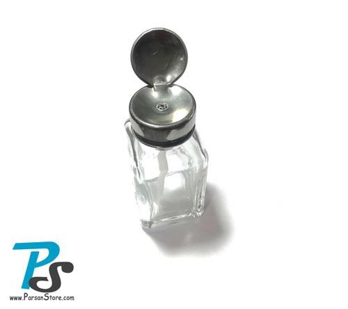 Solid Glass Bottle Static Safe