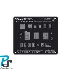 Stencil QiAnLi Base Band IPhone8 S450