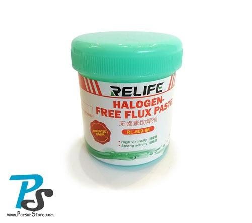 HALOGEN FREE FLUX PASTE RELIFE RL-559-IM 100G
