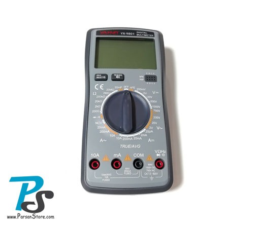 Digital Multimeter YAXUN YX-9801