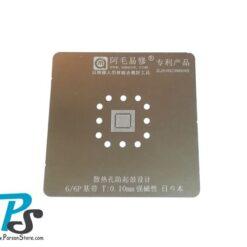 Stencil AMAOE 6-6P 0.10mm