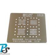 Stencil AMAOE PCIE-NAND 4IN1 0.25mm