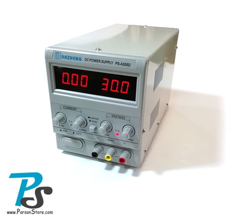 DC POWER SUPPLY DAZHENG PS-A305D 30Volt 5Ampere