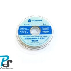 High Toughness Special Tungsten Alloy Steal Wire SUNSHINE SS-051 100M 0.03mm