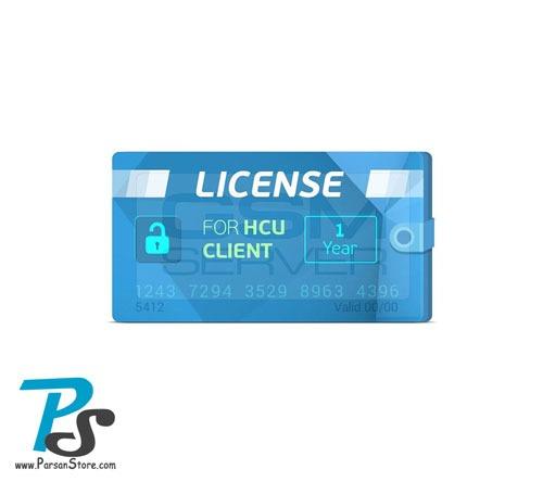 hcu client 1 year license + DC Phoenix
