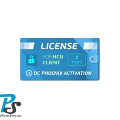 hcu client 2 years license + DC Phoenix