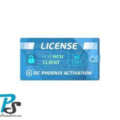hcu client 30 days license + DC Phoenix
