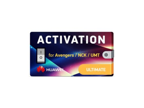 Ultimate Huawei Activation For Avengers NCK UMT