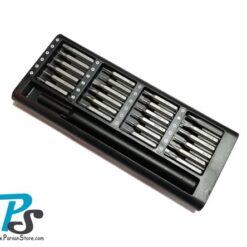 Screwdriver Tools Set 25in1 Black