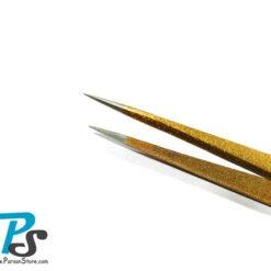 SMD Tweezers JYD 11ESD Gold