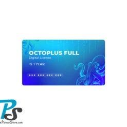 OCTOPLUS FULL Digital License 1YEAR